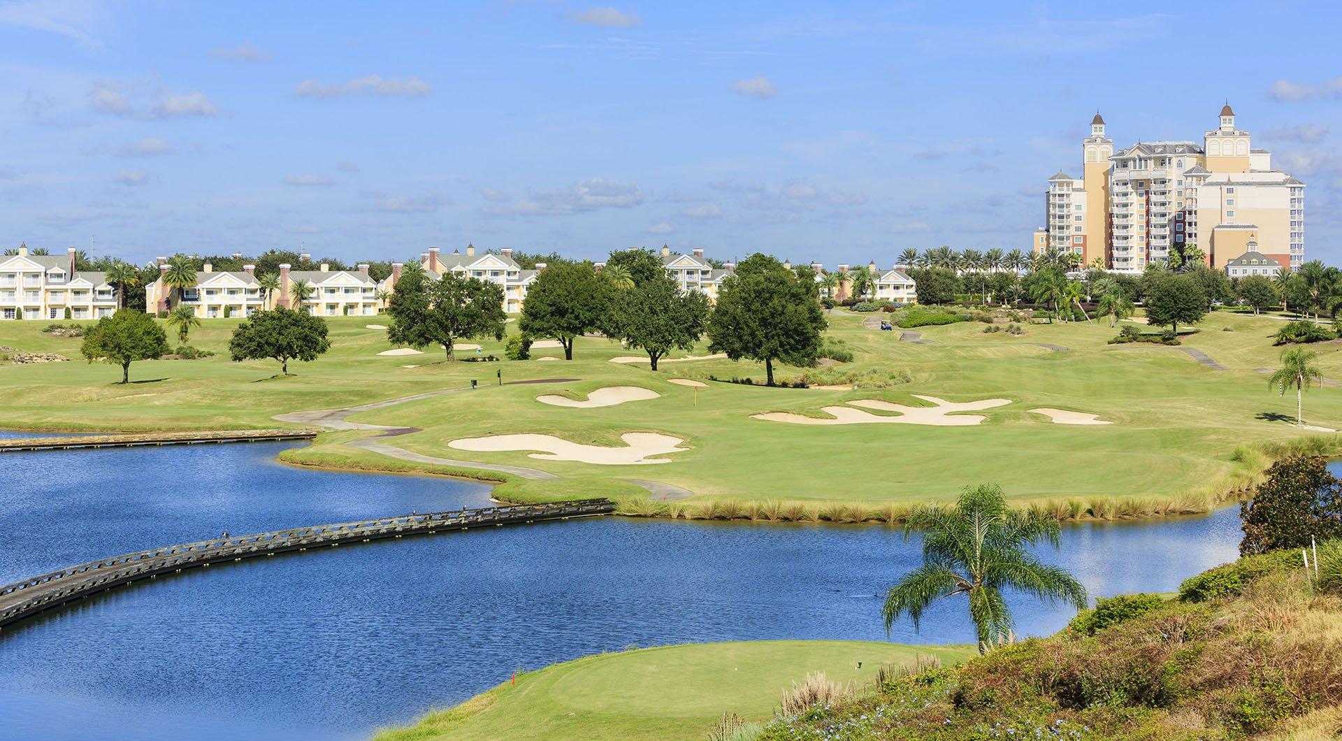 Arnold Palmer Legacy Course