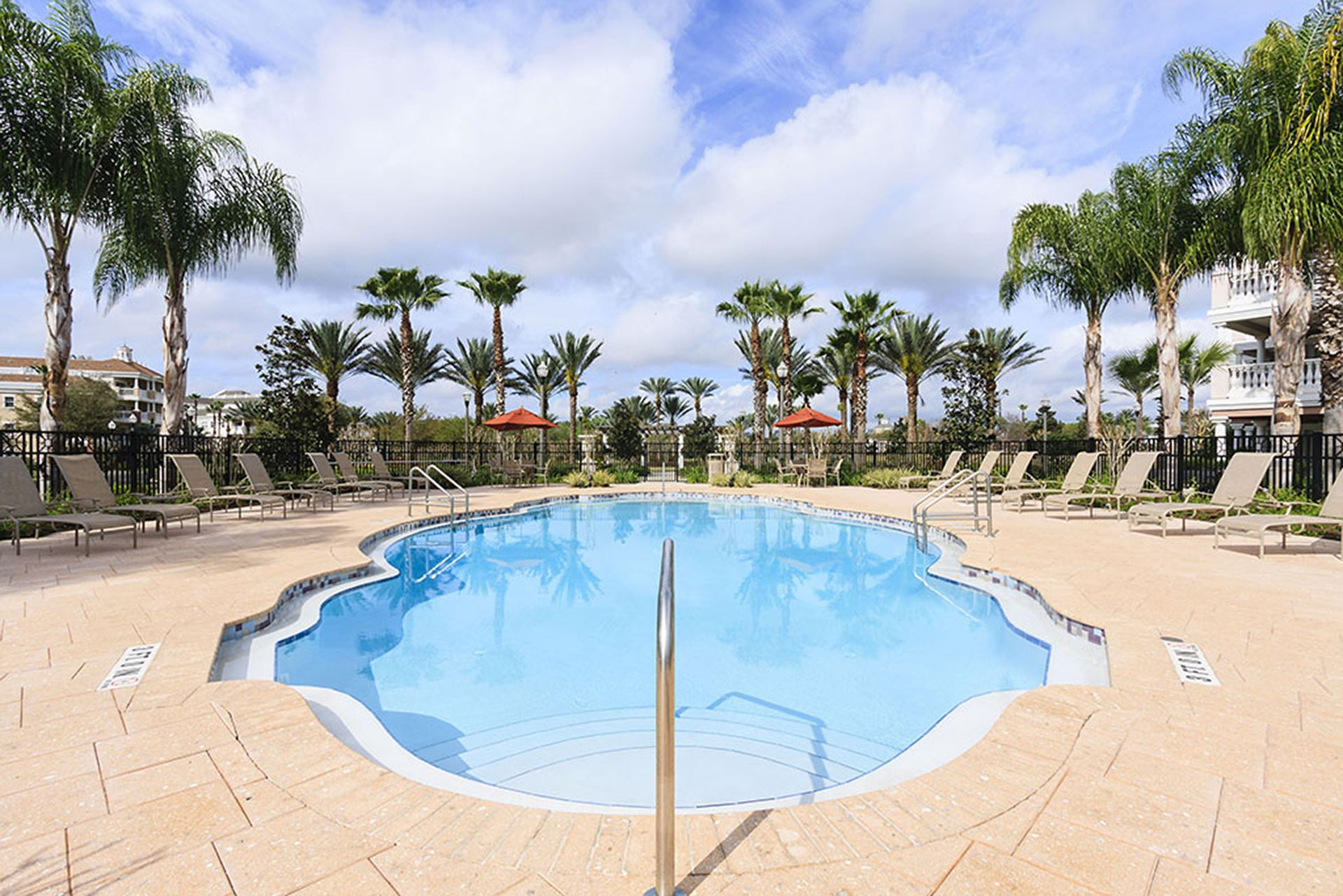 Reunion Resort Pools